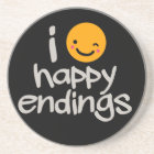 Happy Endings Coaster