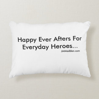 Happy Ever Afters Pillow