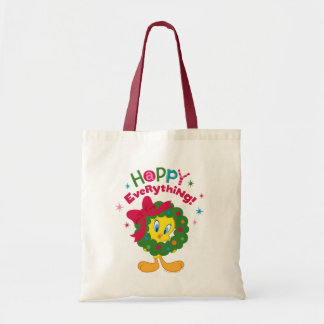 Happy Everything Budget Tote Bag