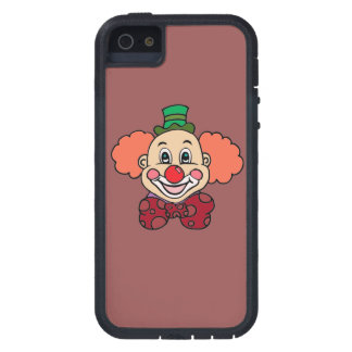 Happy Face Clown iPhone 5 Cases