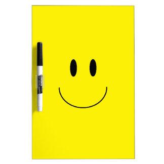 """""""Happy Face"""" Dry Erase Board"""