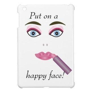 Happy Face iPad Mini Case