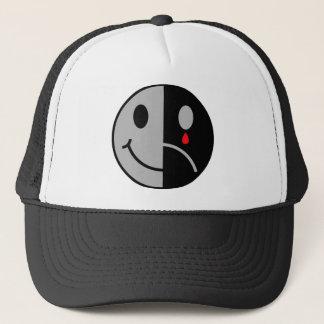 Happy Face Sad Face Hat