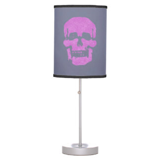Happy Face Table Lamp
