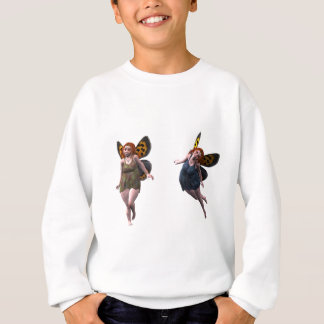 happy fairy elves sweatshirt