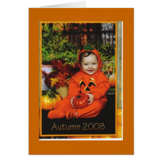 Happy Fall Y'all !!! Card