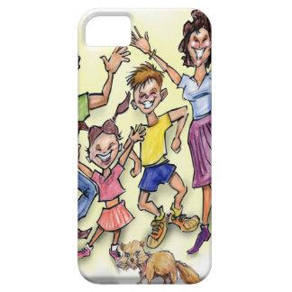 Happy Family iPhone 5 Case