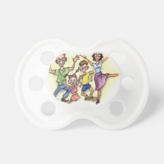 Happy Family Pacifier
