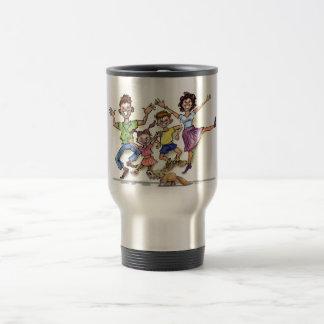Happy Family Travel Mug