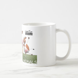 Happy Farm Animal Coffee mosquito - Isaak Coffee Mug