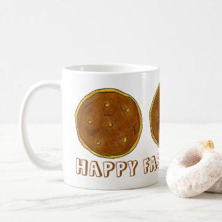 Happy Fasnacht Fastnacht Day Donut Doughnut Mug
