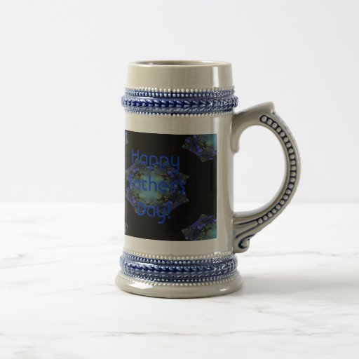 Happy Father's Da.y Stein Coffee Mugs