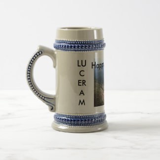 Happy Father's Day 18 Oz Beer Stein