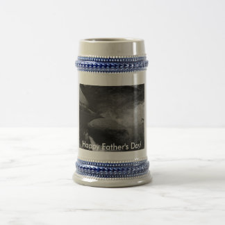 Happy Father's Day! 18 Oz Beer Stein