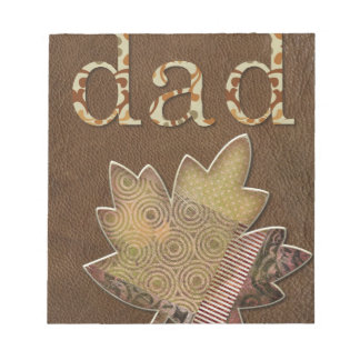 Happy-Fathers-Day #3 Notepad