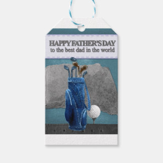 Happy-Fathers-Day #4 Gift Tags