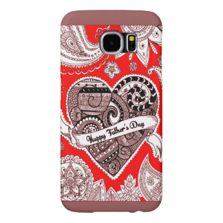 Happy Father's Day 4 Samsung Galaxy S6 Cases