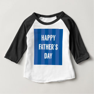 Happy-Fathers-Day #5 Baby T-Shirt