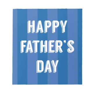 Happy-Fathers-Day #5 Notepad