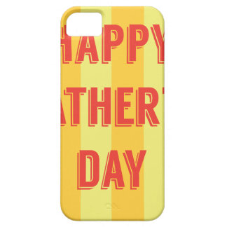 Happy-Fathers-Day #6 Case For The iPhone 5