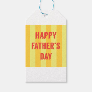 Happy-Fathers-Day #6 Gift Tags