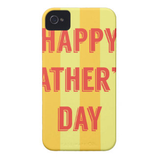 Happy-Fathers-Day #6 iPhone 4 Case-Mate Case