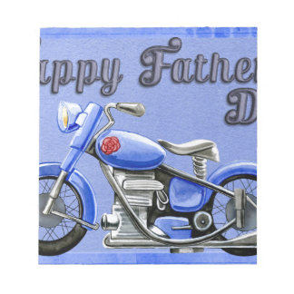 Happy-Fathers-Day #7 Notepad