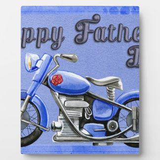 Happy-Fathers-Day #7 Plaque