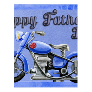 Happy-Fathers-Day #7 Postcard