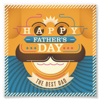Happy Father's Day Art Photo