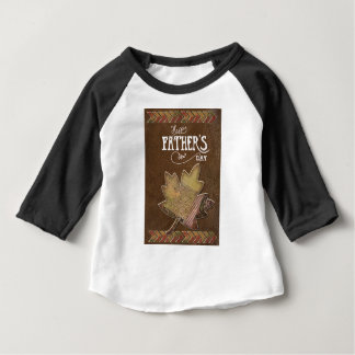 Happy-Fathers-Day Baby T-Shirt