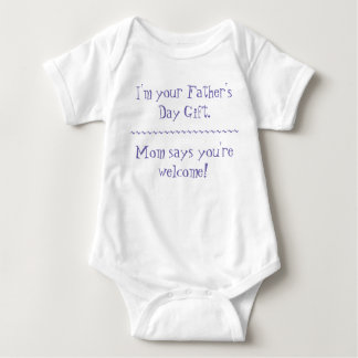 Happy Fathers Day Baby/Toddler Shirt