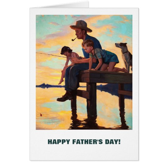 Happy Father's Day. Customizable Cards