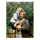 Happy Father's Day. Fine Art Postcards