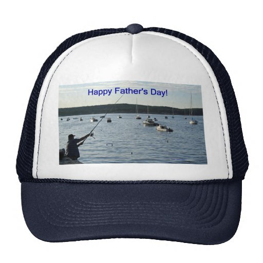 Happy Father's Day!  Fishers of men! Mesh Hats