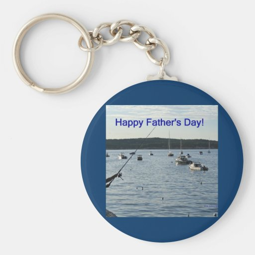 Happy Father's Day!  Fishers of men! Key Chains