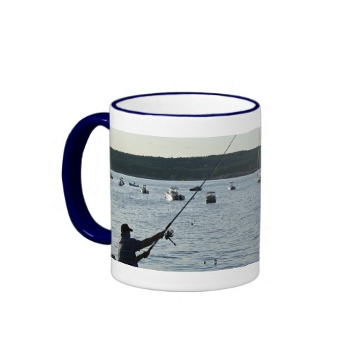 Happy Father's Day!  Fishers of men! Mug