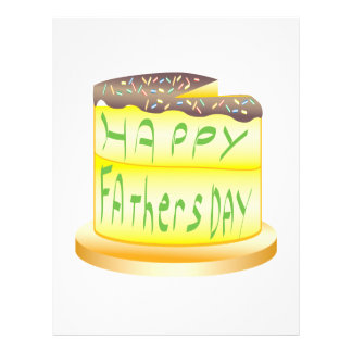 Happy Fathers Day Full Color Flyer