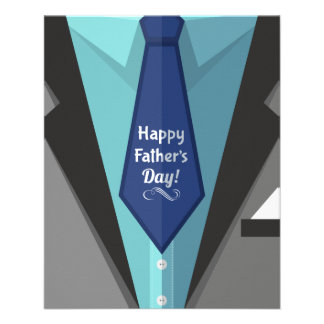 Happy Father's Day Flyers