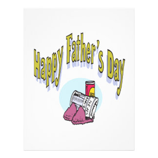 Happy Fathers Day Flyers