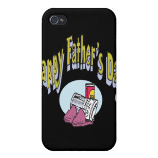 Happy Fathers Day iPhone 4/4S Case