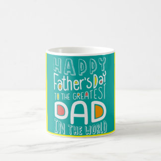 Happy Father's Day Mug