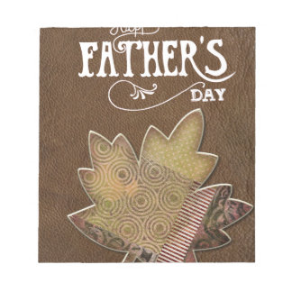 Happy-Fathers-Day Notepad