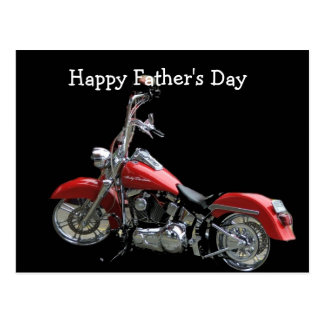 Happy Father's Day - Postcard