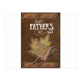 Happy-Fathers-Day Postcard