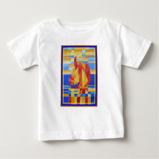 Happy Fathers Day - Seven Seas Baby T-Shirt