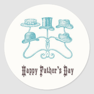 Happy Father's Day Stickers