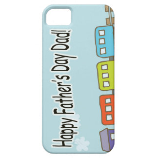 Happy Fathers Day Train Case For The iPhone 5