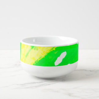 Happy Feeling Soup Mug