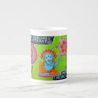 Happy Feelings Will Attract More Happy Circumstanc Tea Cup